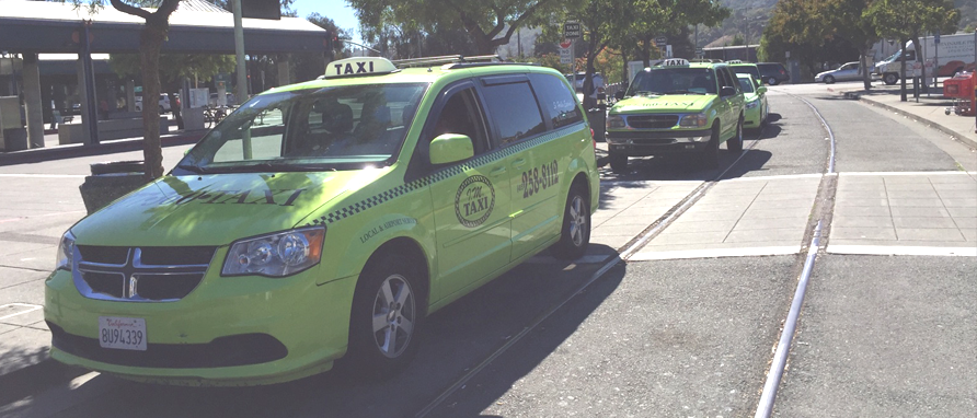 best sfo taxi in san rafael